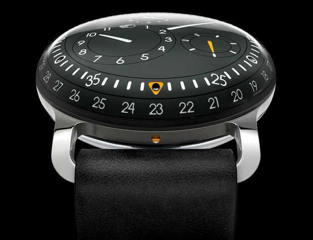 RESSENCE TYPE 3 WATCH ( Ressence Type 3 Watch price to be announced ) Benoît Mintien founder and designer of Ressence released today the Ressence Type 3 Watch. we are blown away by the visual appeal and remarkable mechanic of the Ressence Type 3, The Ressence Type 3 Watch doesn't totally reinvent this paradigm, but Ressence Type 3 comes close. With no hands and no crown,