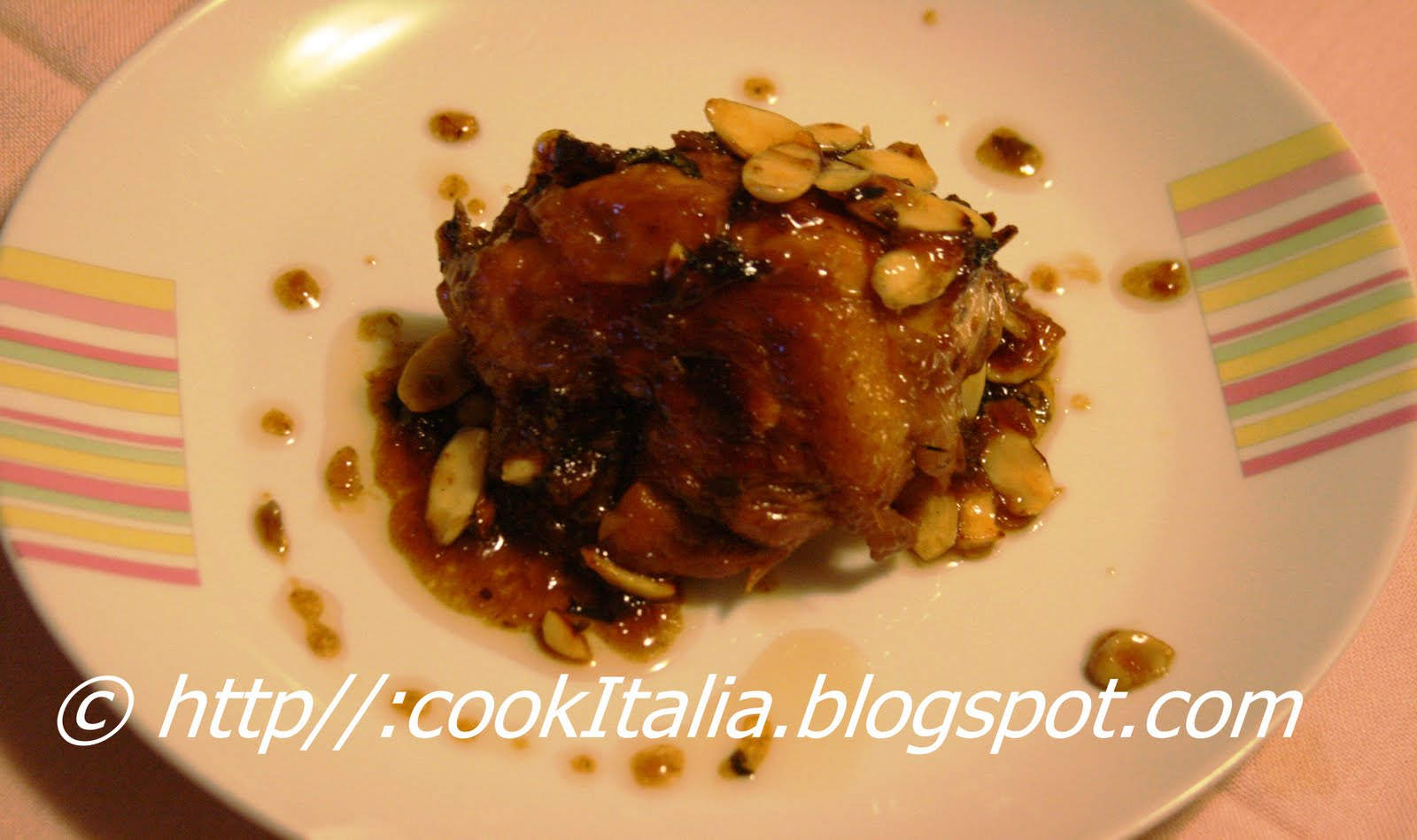 Cookitalia pollo agli aromi in casseruola - Aromi in cucina ...