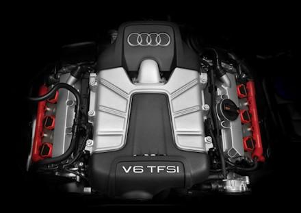 novo Audi SQ5 2014 motor
