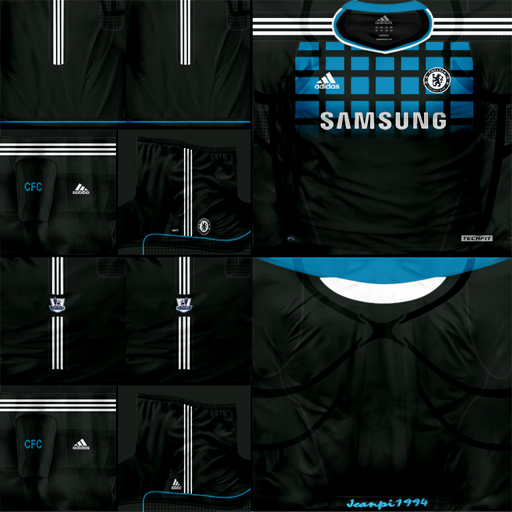 Equipe fifa 07 kits do chelsea 2011 2012