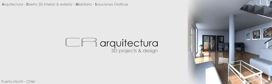 Arquitectura y Diseño 3D - Puerto Montt