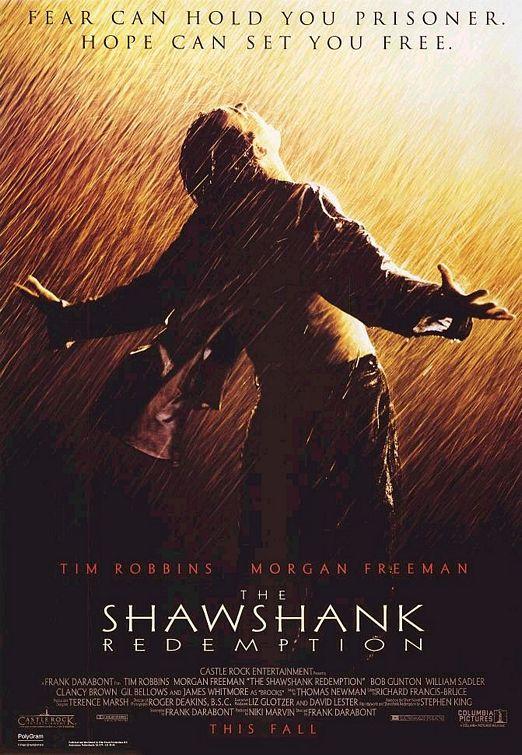 Movie shawshank redemption