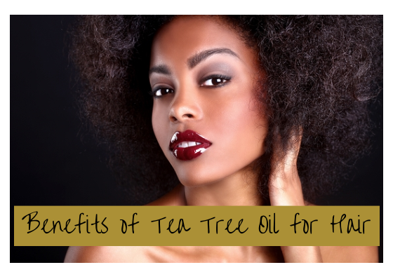 benefits tea tree oil natural har