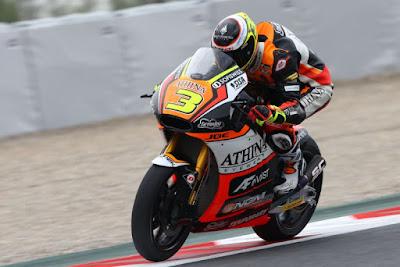 Hasil Lengkap Latihan Bebas 3 Moto2 Catalunya, Spanyol 2015