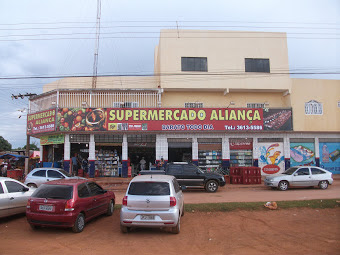 SUPER MERCADO ALIANÇA DE DOMINGO A DOMINGO