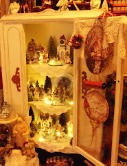Christmas Home Tour 2012, Part 6, the Den and Doll House