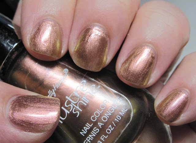 Sally Hansen Lustre Shine in Firefly