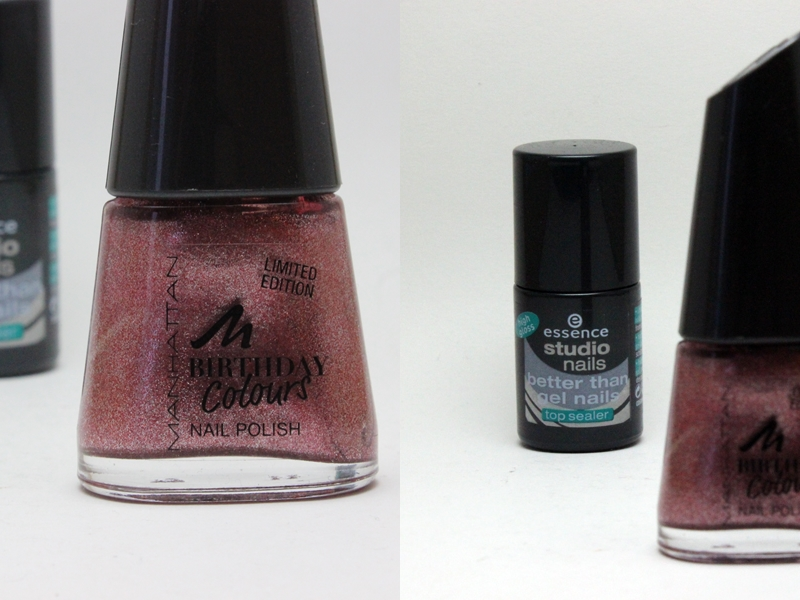 Sparkling Rose aus der Birthday Colours LE von Manhattan