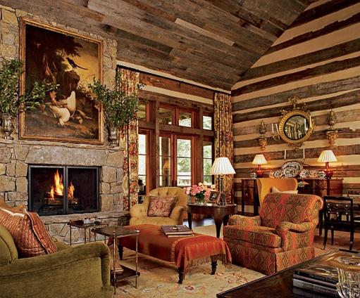 New Home Interior Design English Countryside