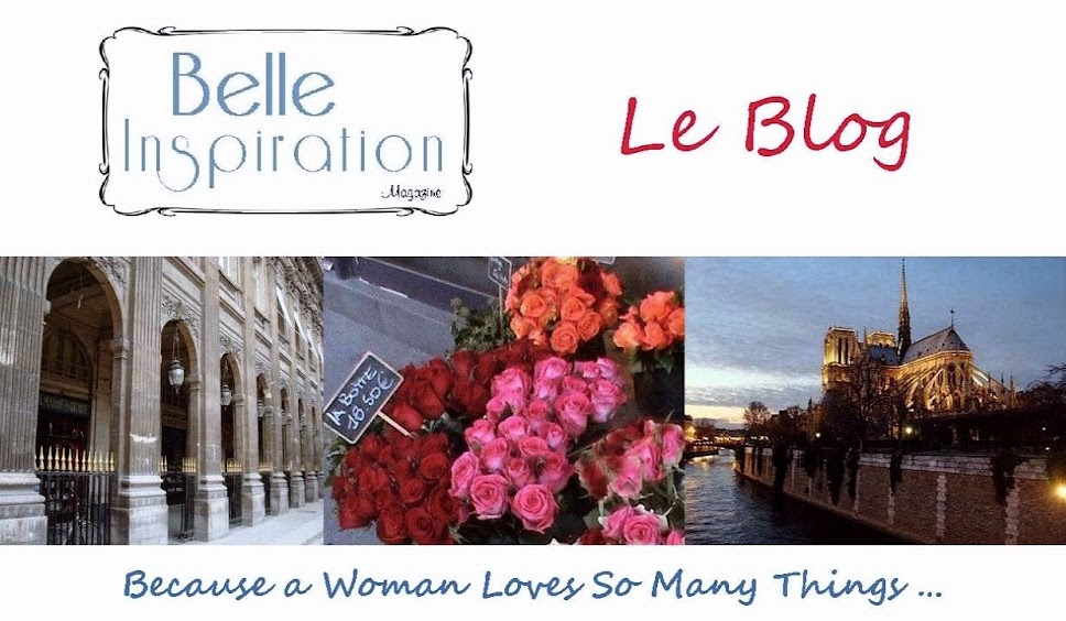 Belle Inspiration Magazine - Le Blog