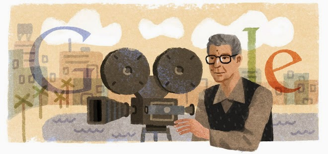 Youssef Chahine's 89th Birthday Google Doodle