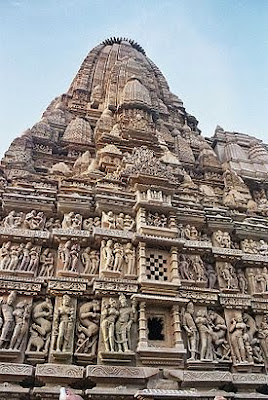 Group of Monuments - Khajuraho - World Heritage Site