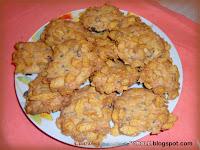 Biscotti ai corn flakes di Chiara Mazzoni