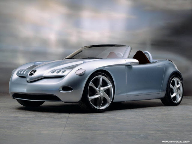 luxury concept mercedes cars