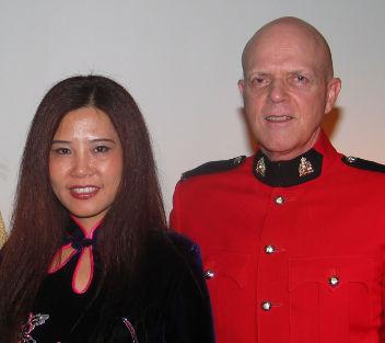 Tian Yong & Brian Cox