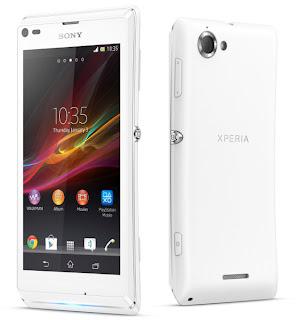 Sony Xperia L – Harga dan Spesifikasi