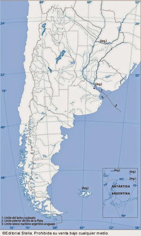 Hidrografía argentina