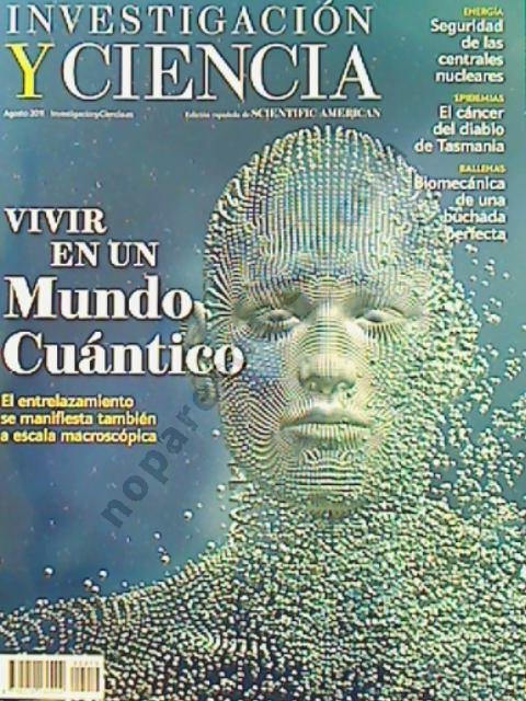 Revista: Investigación y ciencia - Julio 2011 [63.37 MB | PDF | Español]