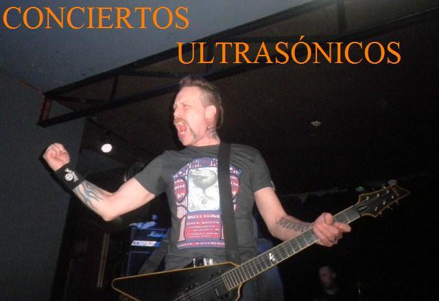 CONCIERTOS ULTRASONICOS