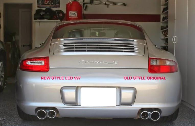 Flugplatz911 Com Upgrading Your Porsche 997 1 To The 997