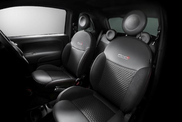 FIAT 500S Automatica