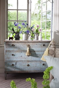 Lime wash with chalk paint Lime washed bedroom furniture