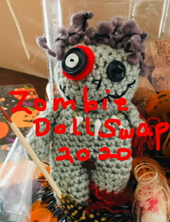 Coronavirus Zombie Doll Swap