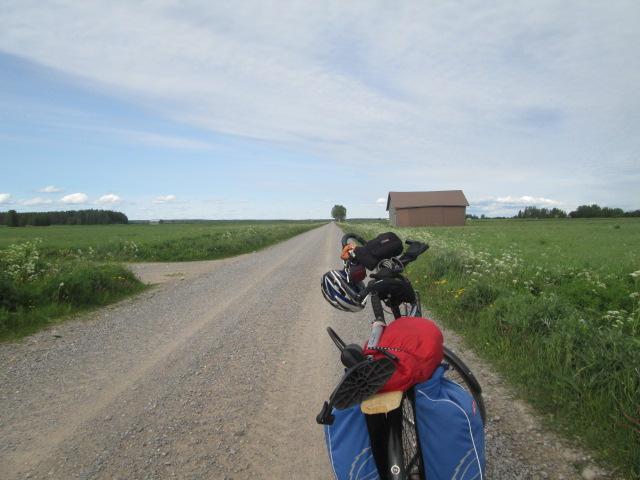 Retki- ja matkapyöräilyni 2015
