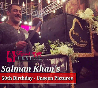Salman Khan's 50th Birthday Celebrations | Salman Khan's 50th Birthday Bash