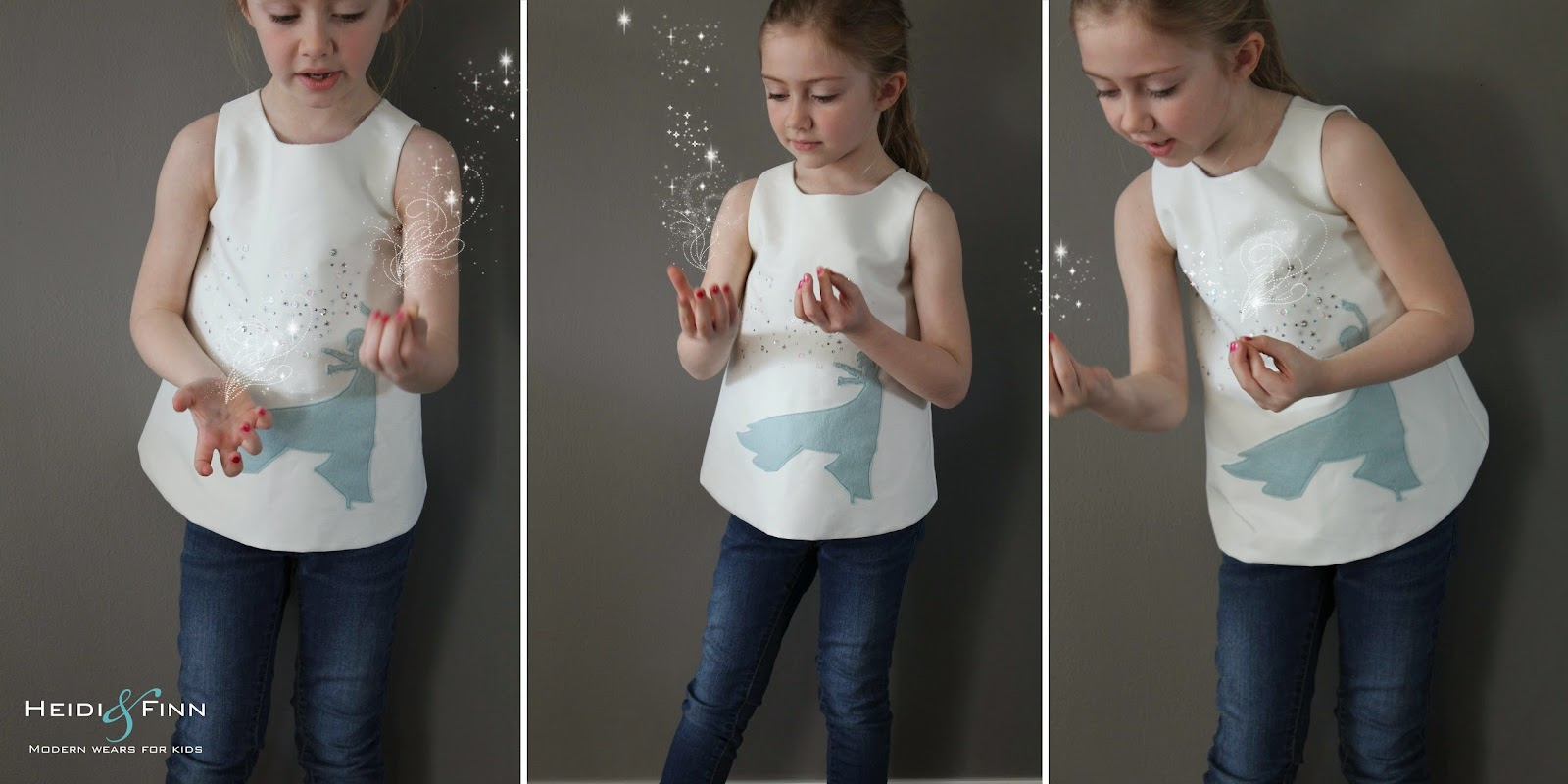 http://www.heidiandfinn.com/2014/05/frozen-elsa-tunic-with-free-template.html