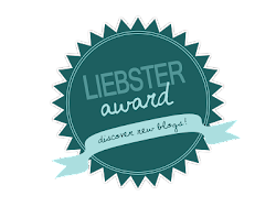 "10º y 12º Premio ""Liebster Award"""
