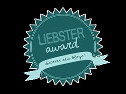 """10º y 12º Premio """"Liebster Award"""""""