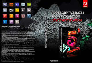 Adobe CS5.5 Master Collection Front Cover