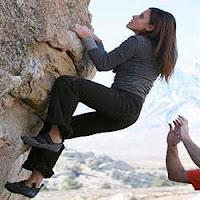 Não tenha medo de encarar os obstáculos