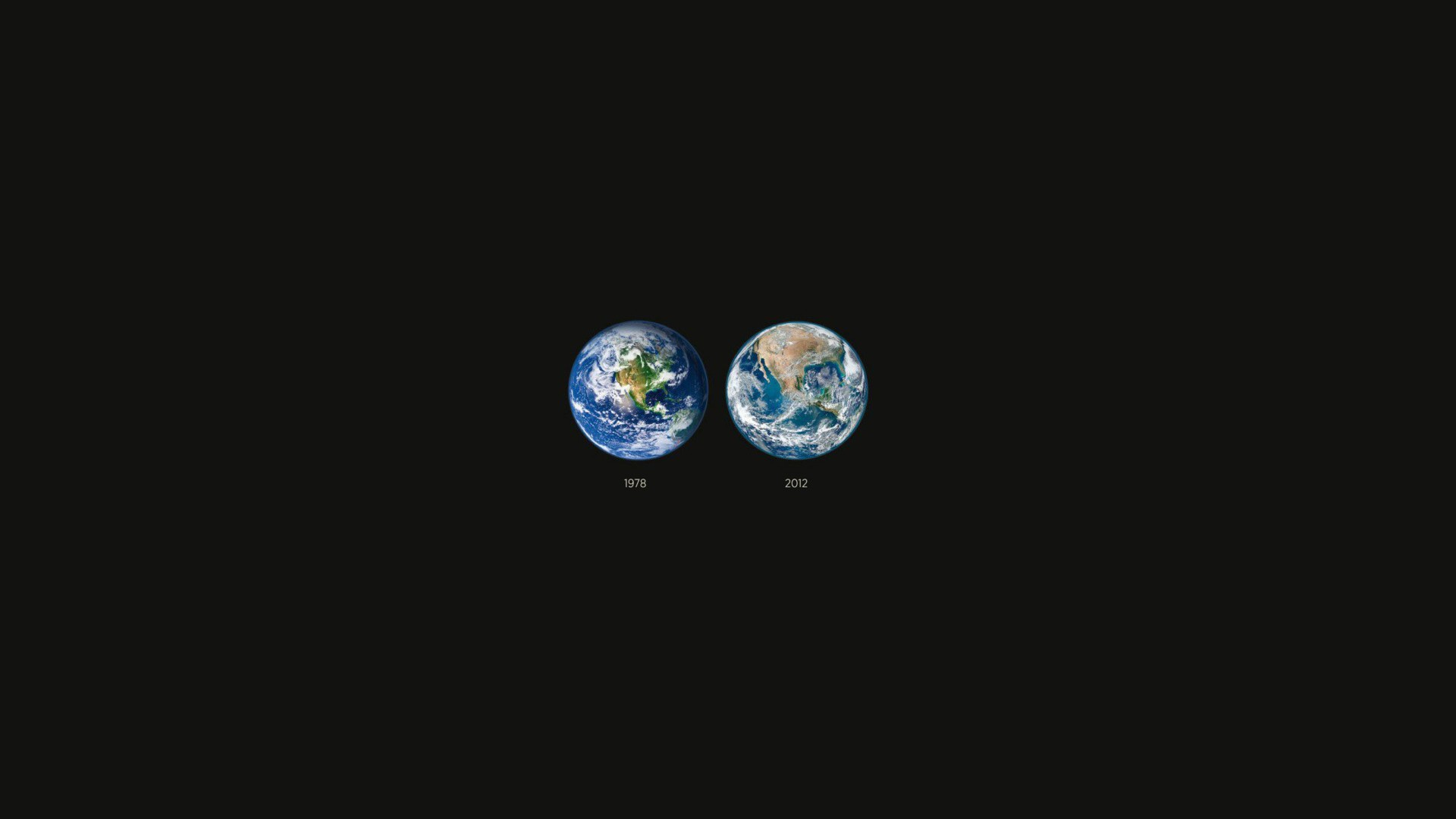 Global Warming 1978 vs 2012 - High Definition Wallpapers ...