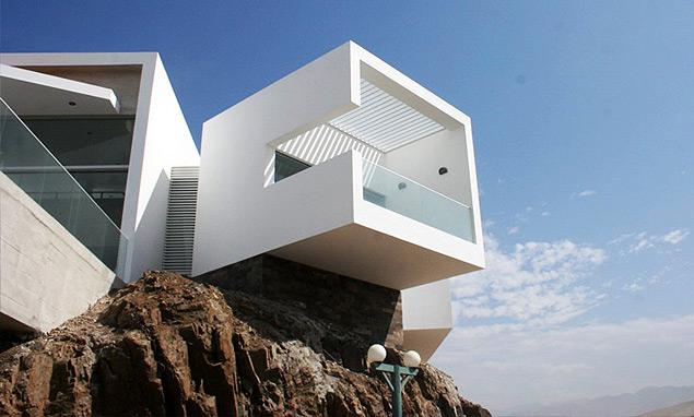 Arquidry arquitectura en seco arquitectura for Casa de los azulejos arquitectura