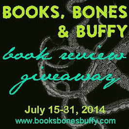 Book, Bones, & Buffy Giveaway