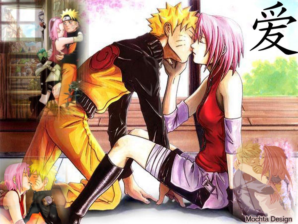Sakura Y Naruto 946492