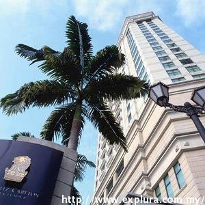 The Ritz Carlton Hotel kuala lumpur