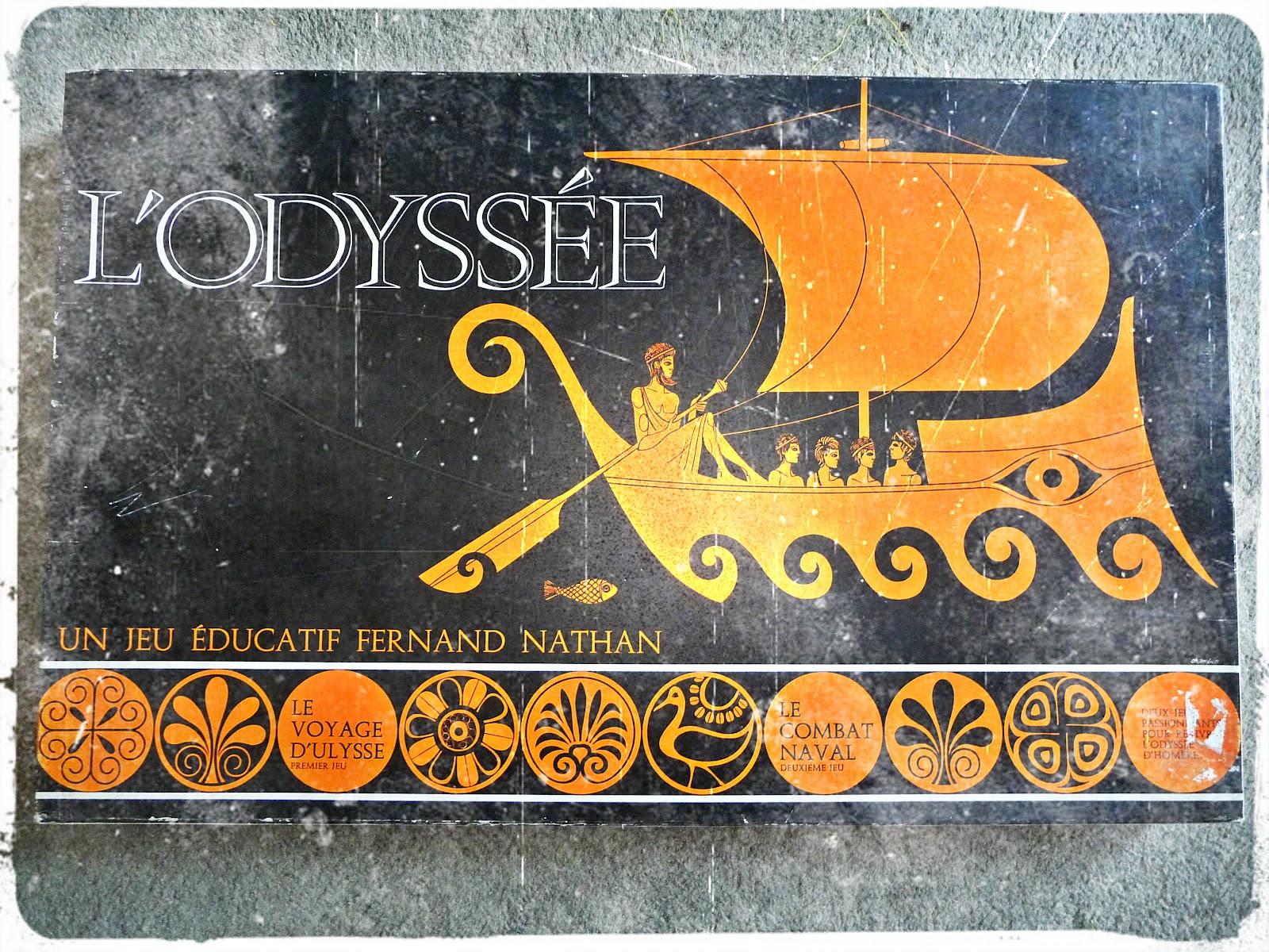 Les rencontres d'ulysse dans l'odyssee