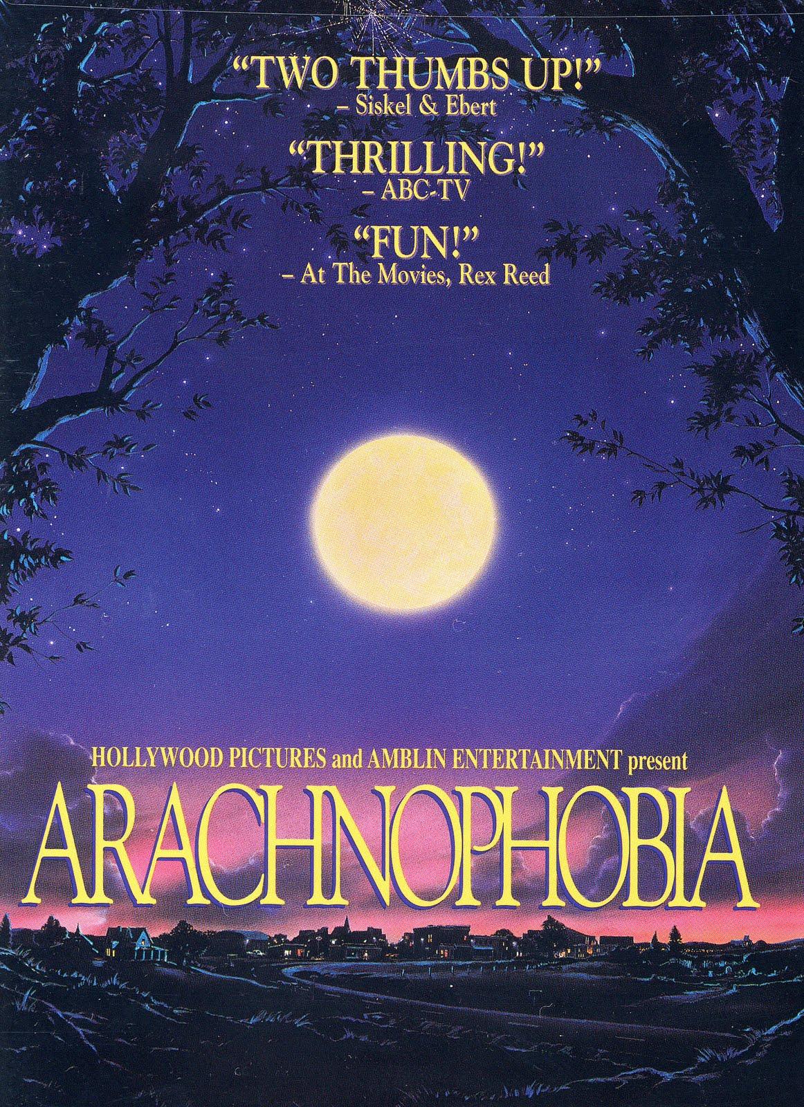 happyotter arachnophobia 1990