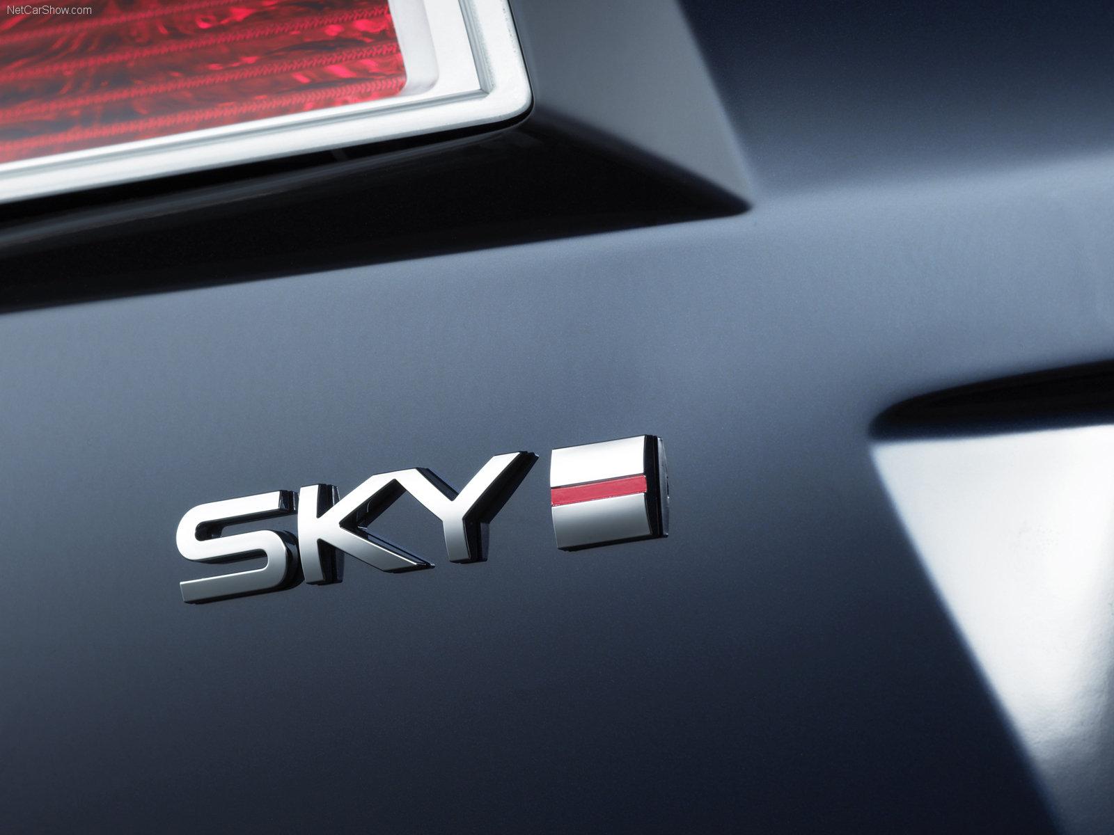 Hình ảnh xe ô tô Saturn Sky Red Line 2007 & nội ngoại thất