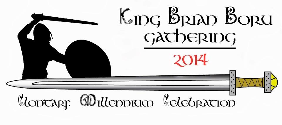 King Brian Boru Gathering 2014