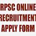 RPSC 2013 Recruitment, 3491 Posts, Graduate Jobs, Online Apply
