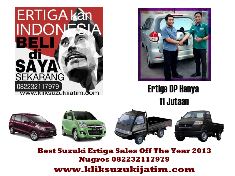 Klik Suzuki Jatim Harga Ertiga UMC Suzuki Dan SBT Surabaya Gresik Pasuruan Call Nugros 082232117979