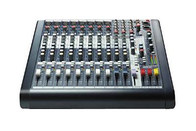 Aldyelektronik Mixer Soundcraft Behringer