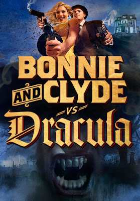 movie trailers: Bonnie & Clyde Vs. Dracula (2011) Online Review Movie