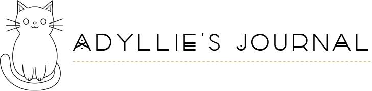 Adyllie's Journal