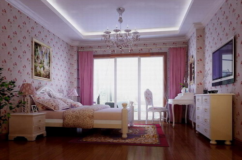 Simple and easy step to help you decorating master bedrooms home design gallery - Pretty bedroom decorations ...