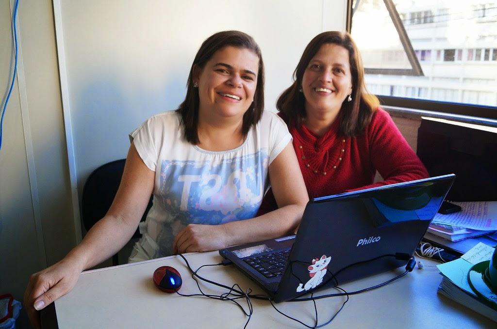 A equipe do Mais Educação em Teresópolis comemora o sucesso do programa na rede municipal